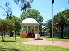 Kingaroy Memorial Park - Port Augusta Accommodation