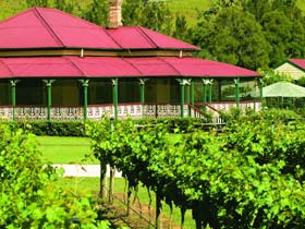 OReillys Canungra Valley Vineyards - Port Augusta Accommodation