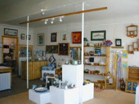 Great Alpine Gallery - Port Augusta Accommodation