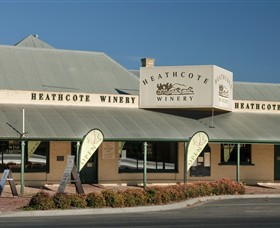 Heathcote Winery - Port Augusta Accommodation