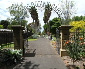 Friends of Geelong Botanic Gardens - Port Augusta Accommodation