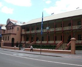 Parliament House - Port Augusta Accommodation
