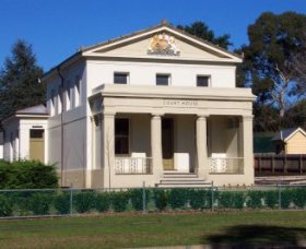 Berry Courthouse - Port Augusta Accommodation