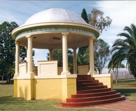 Kingaroy Soldiers Memorial Rotunda - Port Augusta Accommodation