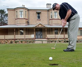 Lithgow Golf Club - Port Augusta Accommodation