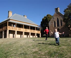 Hartley Historic Site - Port Augusta Accommodation