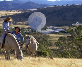 Canberra Deep Space Communication Complex - Port Augusta Accommodation