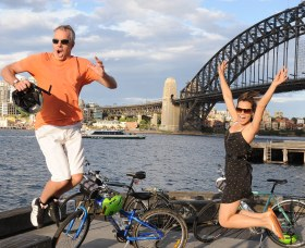 Bikebuffs - Sydney Bicycle Tours - Port Augusta Accommodation