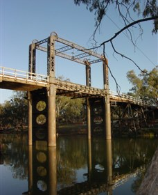 The Historic Barwon Bridge - Port Augusta Accommodation