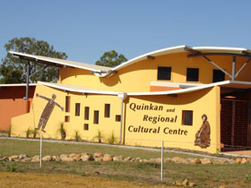 The Quinkan and Regional Cultural Centre - Port Augusta Accommodation