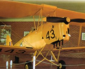 Tiger Moth Memorial - Port Augusta Accommodation