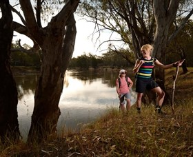 Narrandera Bike and Hike Track - Port Augusta Accommodation