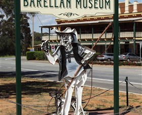 Barellan Museum - Port Augusta Accommodation