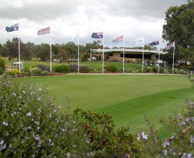 Tocumwal Golf Club - Port Augusta Accommodation