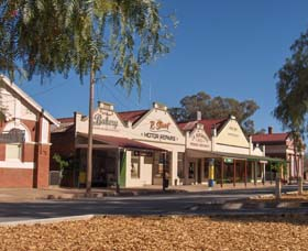 Ariah Park 1920s Heritage Village - Port Augusta Accommodation
