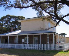 Restored Australian Inland Mission Hospital - Port Augusta Accommodation