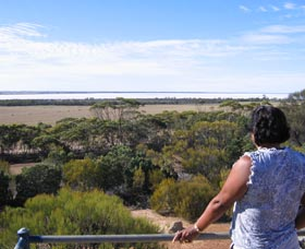 Lake Grace Lookout - Port Augusta Accommodation