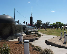Holbrook Submarine Museum - Port Augusta Accommodation