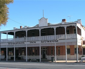 Woolpack Inn Museum - Port Augusta Accommodation