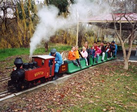 Holbrook Miniature Railway - Port Augusta Accommodation