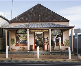 Tenterfield Saddler - Port Augusta Accommodation
