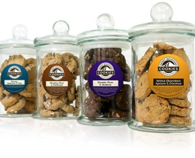Snowy Mountains Cookies - Port Augusta Accommodation