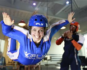 iFly Indoor Skydiving - Port Augusta Accommodation