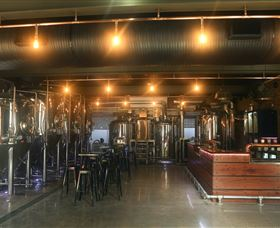 Pumpyard Bar and Brewery - Port Augusta Accommodation