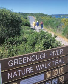 Greenough River Nature Trail - Port Augusta Accommodation