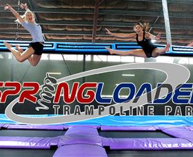 Springloaded Trampoline Park - Port Augusta Accommodation