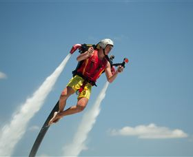 Jetpack Flyboard Adventures - Port Augusta Accommodation