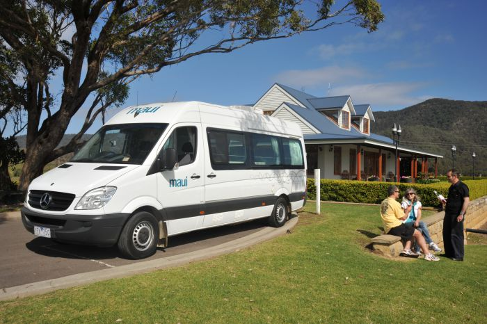 maui motorhomes - Port Augusta Accommodation