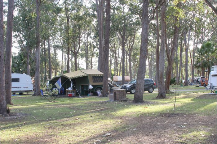 Darlington Beach NRMA Holiday Park - Port Augusta Accommodation