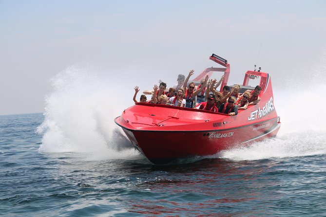 Dunsborough 30-Minute Jet Boat Ride