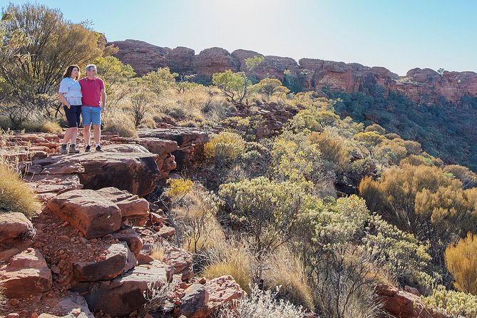 Kings Canyon Day Trip from Ayers Rock - Port Augusta Accommodation