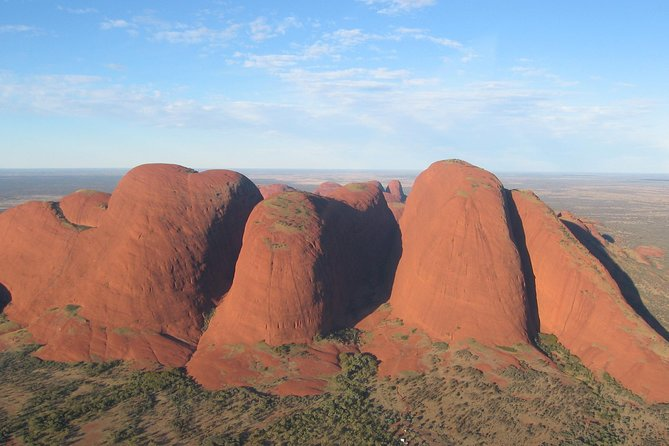 Kata Tjuta and Uluru Grand View Helicopter Flight - Port Augusta Accommodation