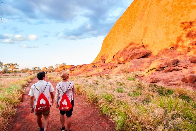 Uluru Sunrise and Guided Base Walk - Port Augusta Accommodation