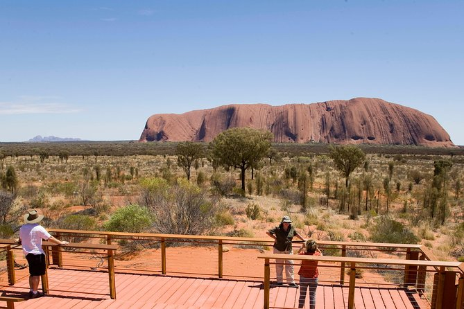 Uluru Small Group Tour including Sunset - Port Augusta Accommodation