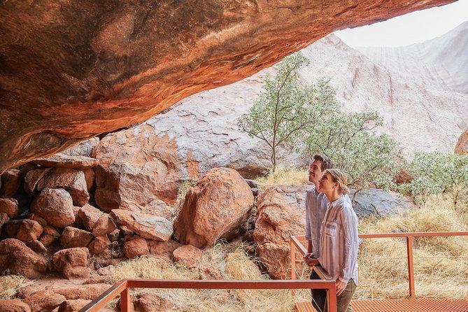 Uluru Base and Sunset Half-Day Trip with Optional Outback BBQ Dinner - Port Augusta Accommodation