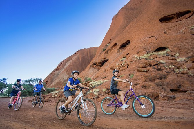 Outback Cycling Uluru Bike Ride - Port Augusta Accommodation