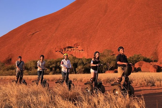 Quarter Uluru Segway  Sunset - Port Augusta Accommodation