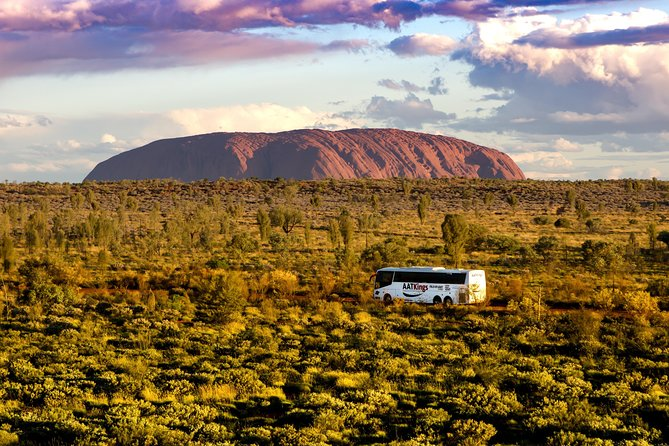 Coach Transfer from Kings Canyon Resort to Ayers Rock Resort - Port Augusta Accommodation