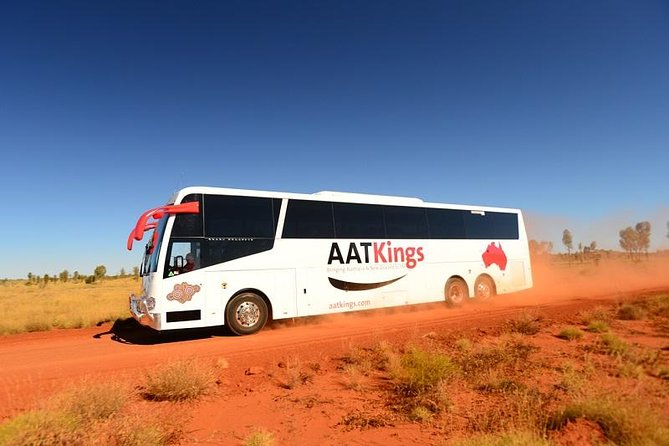 Coach Transfer from Kings Canyon to Alice Springs - Port Augusta Accommodation