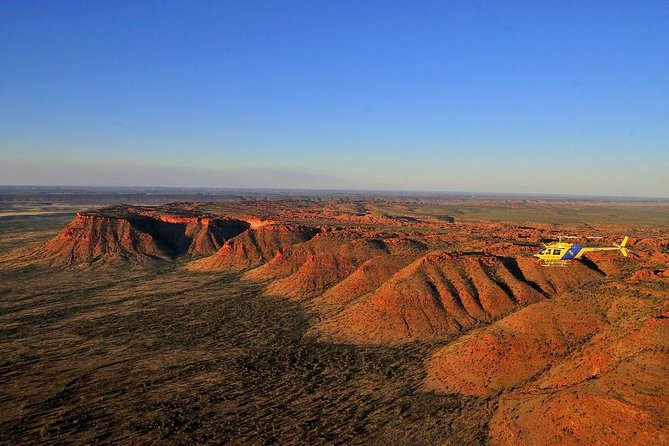 Kings Canyon Helicopter Tour - Port Augusta Accommodation