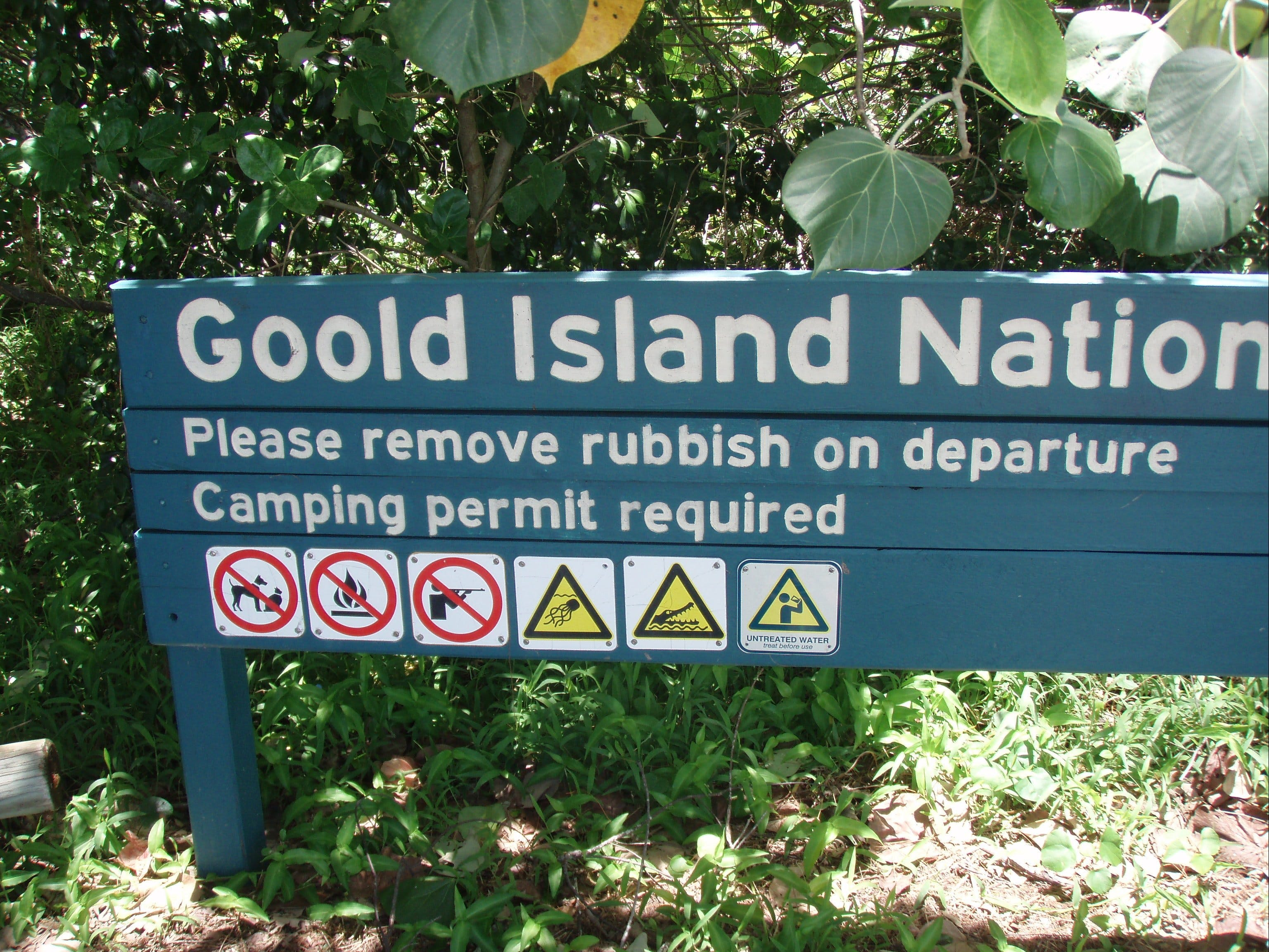 Goold Island National Park - Port Augusta Accommodation