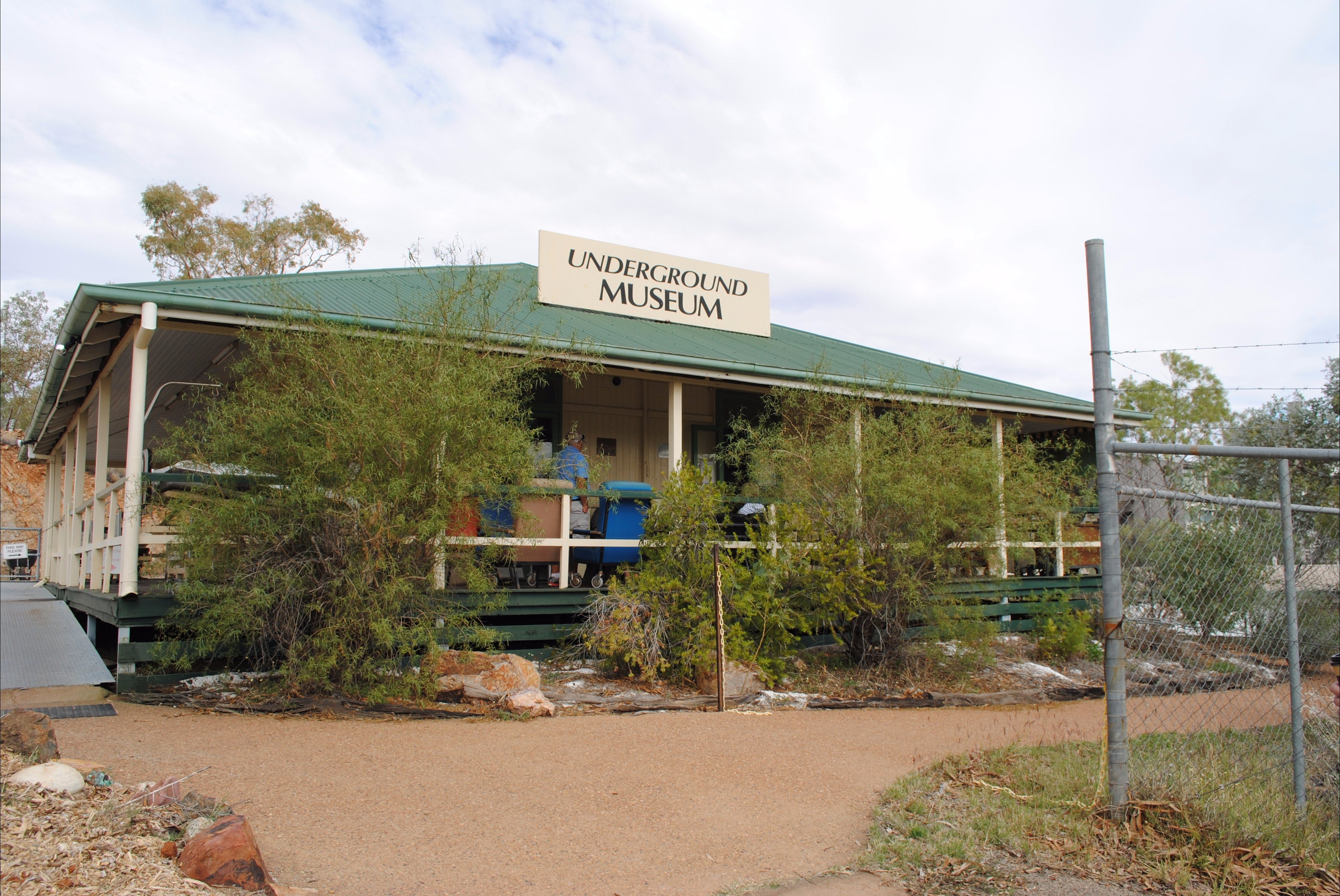 Mount Isa Underground Hospital and Museum - Port Augusta Accommodation
