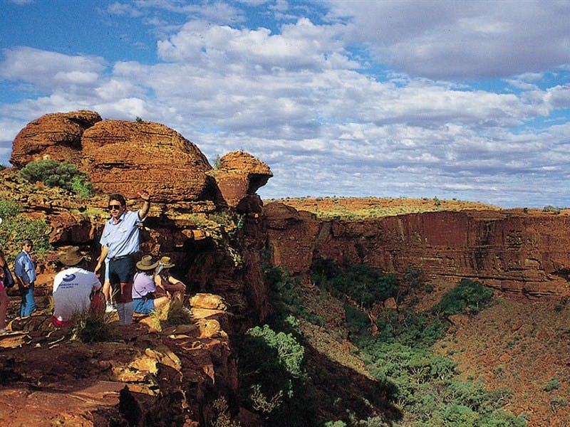 Kings Canyon - Port Augusta Accommodation