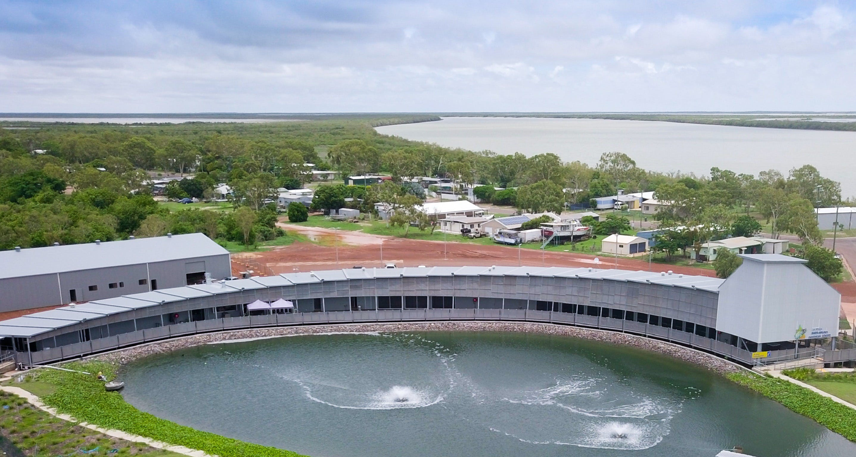 Les Wilson Barramundi Discovery Centre - Port Augusta Accommodation