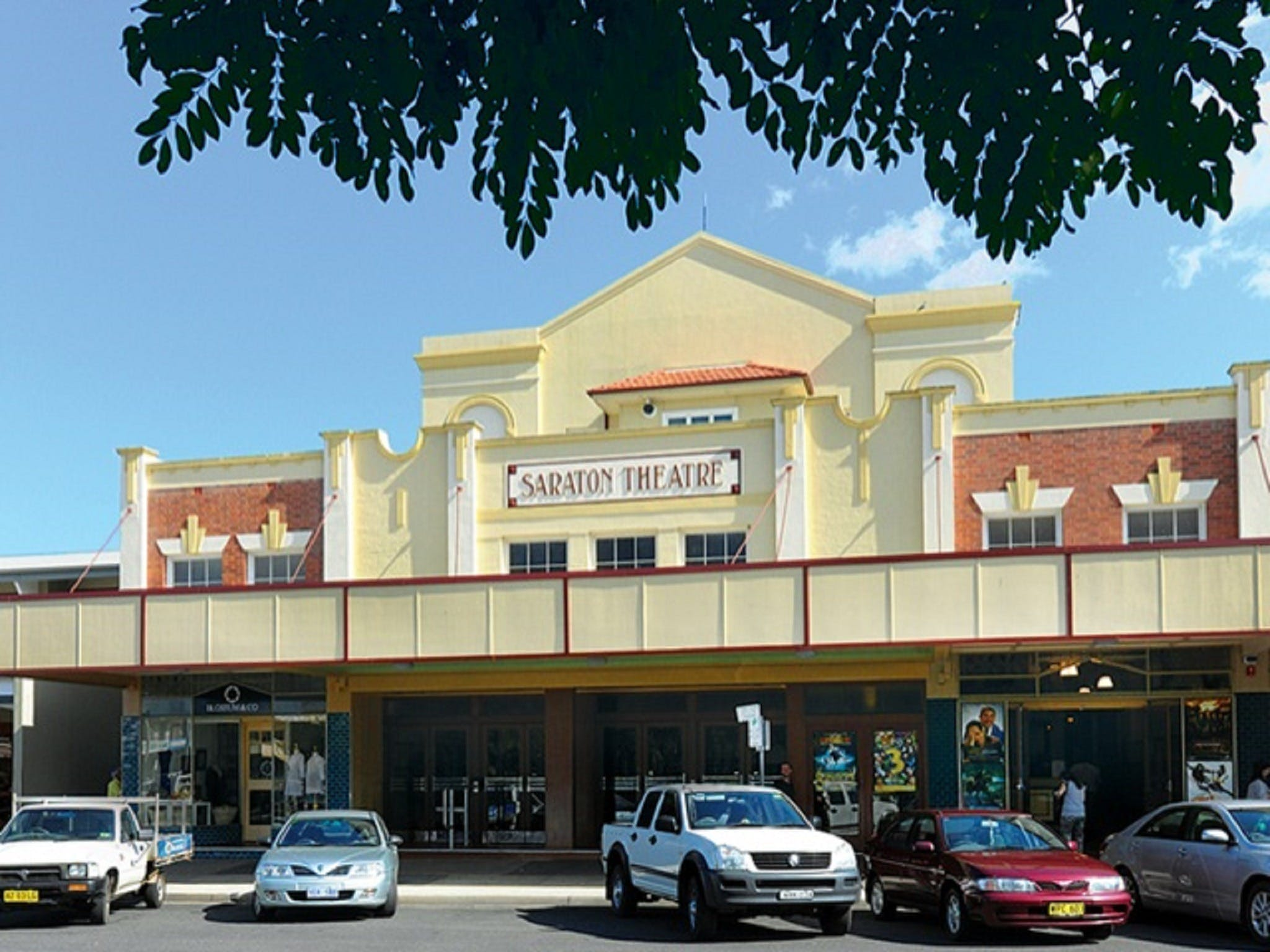 The Saraton Theatre Grafton - Port Augusta Accommodation