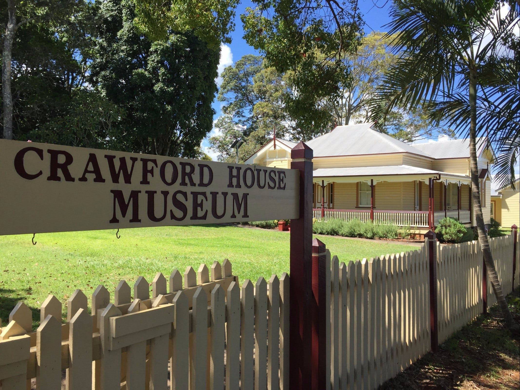 Crawford House Alstonville - Port Augusta Accommodation